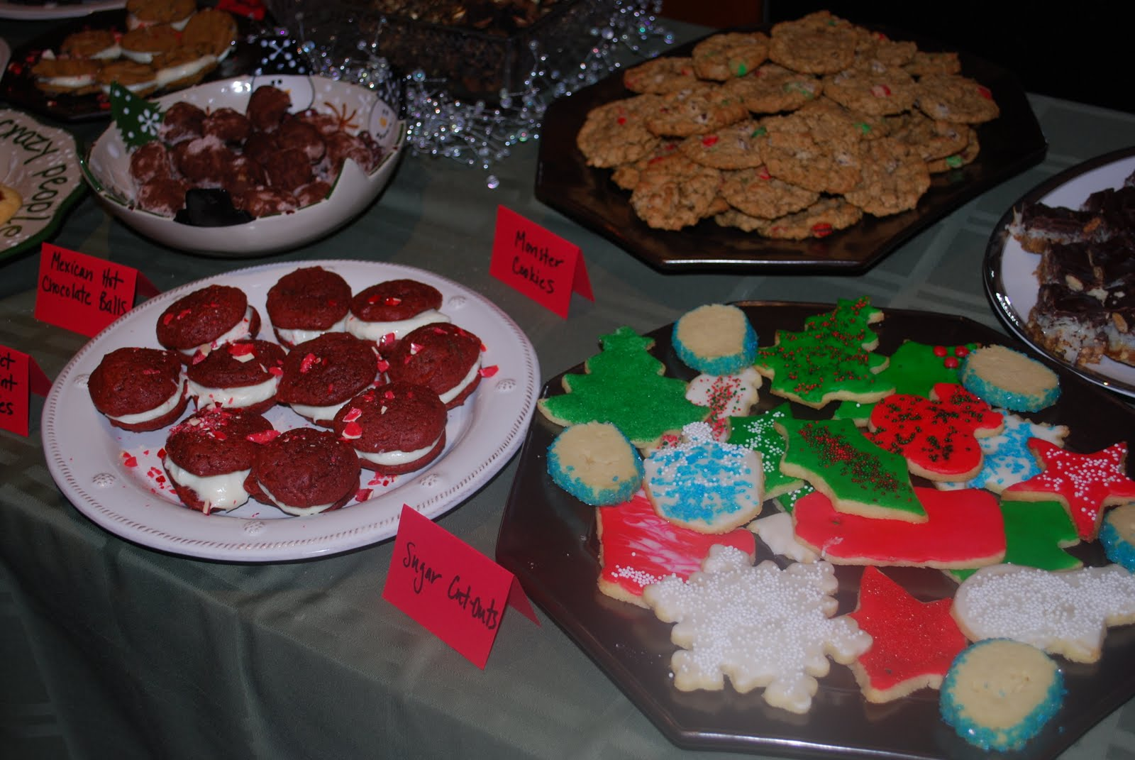 Recipes: Christmas Cookies Galore!!!