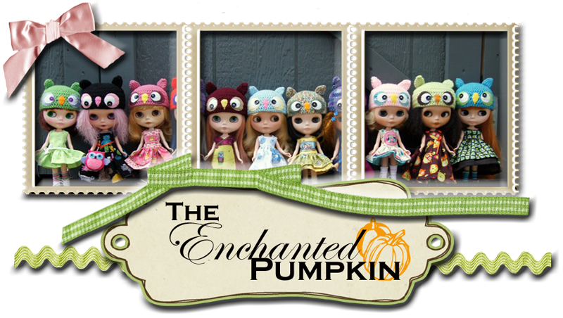 The Enchanted Pumpkin