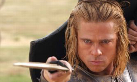 10 Steps to Creating the Avengers without PhotoshopAchilles Brad Pitt Hair