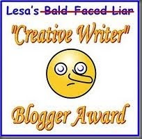 Creative Writer Award