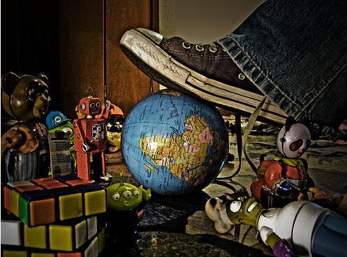 Ecologia 2009: Problemas ambientales Globales