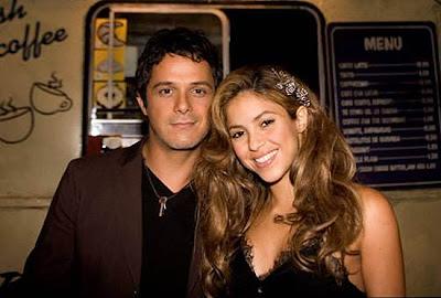 Shakira&Alejandro Sanz