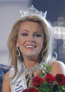 Lauren Nelson, Miss América 2007
