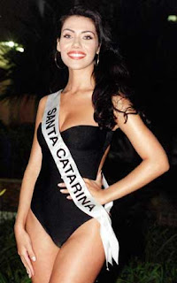 Taiza Thomsen-Miss Brasil