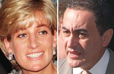 Diana Y Dodi Al Fayed