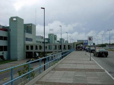 Terminal Retiro en Buenos Aires