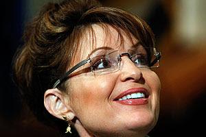 Sarah Palin, candidata a vicepresidente del partido republicano