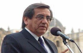 Presidente del Consejo de Ministros, Jorge del Castillo