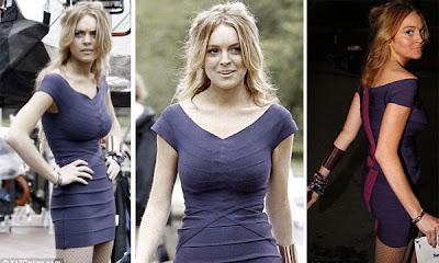 Lindsay Lohan rechazada por Barack Obama