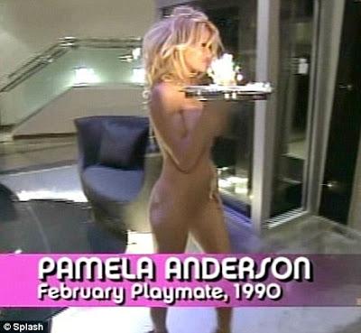 Pamela Anderson desnuda