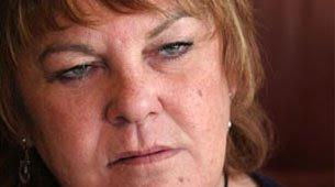 Daisy Tourné, la ministra del Interior uruguaya