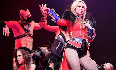Britney Spears encantó en New Orleans