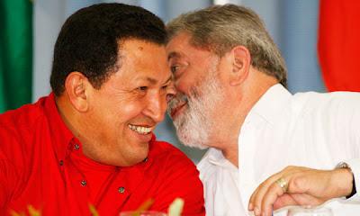 Lula será el padrino de Hugo Chávez en su relación con EEUU y Obama