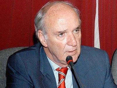 Canciller José García Belaunde