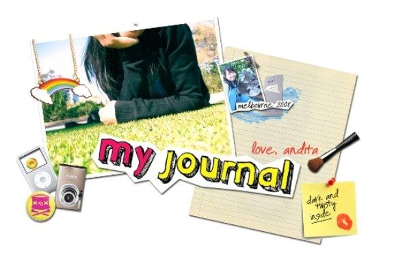 Andita's Journal.