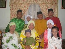 Sebahagian Family Mertua