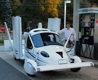 Flying Car - Mobil Terbang Segera Jadi Trend Baru