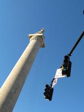 Monument à Washington (Mt. Vernon)