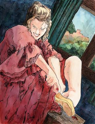 Tera Grasser - Cinderella's Ugly Sister