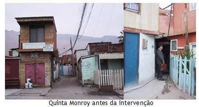 Habitação e cidade: 3 - Quinta Monroy