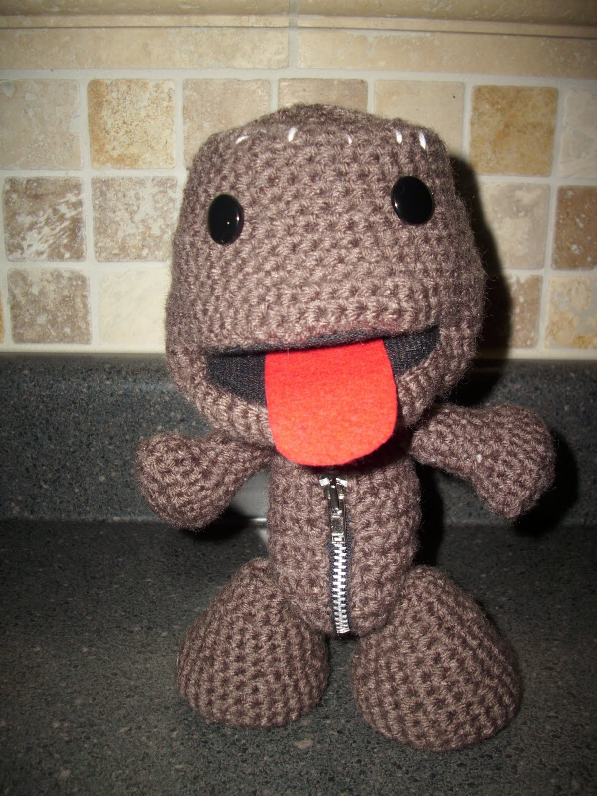 Sackboy Crochet Pattern by RichmondArt on Etsy