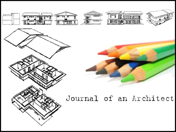 Journal of an Architect