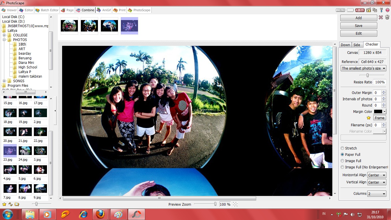 Cara edit foto photoscape 74