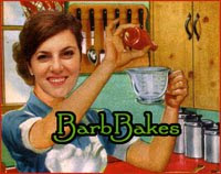 Get a 'Barb Bakes' button!!
