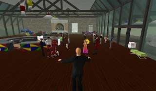 crayon 001 Geeks in Secondlife, who would have thought?