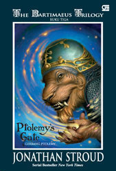 Jonathan Stroud : Gerbang Ptolemy