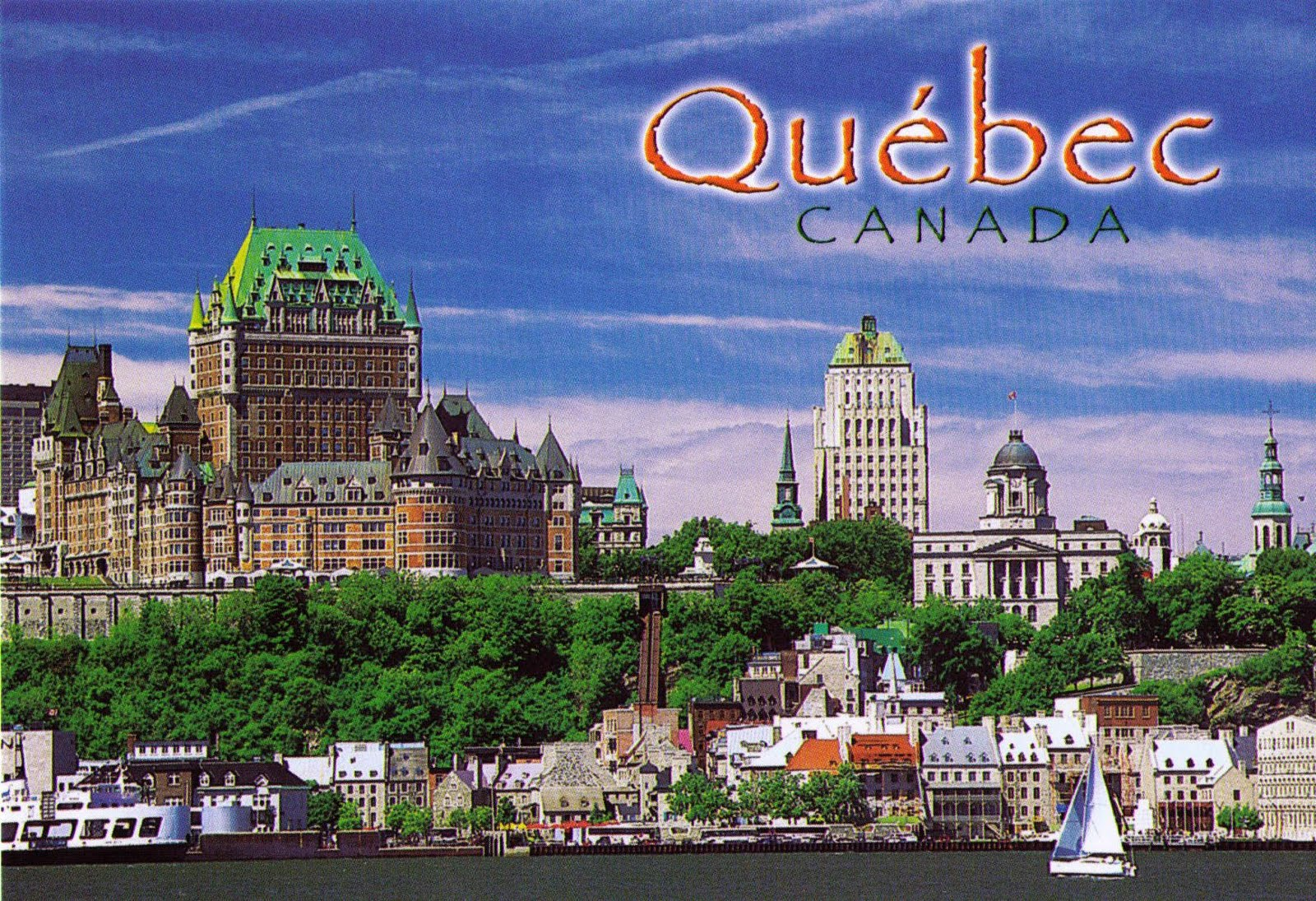 from Kieran gay quebec city canada