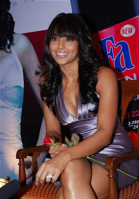 bipasha basu wallpapers at fa mens perfume launch