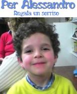 Regaliamo un sorriso per ricordare Alessandro!