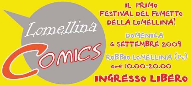 LOMELLINA COMICS