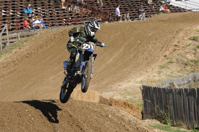 Aaron Testing 250F
