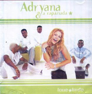 Cd Adryana & a Rapaziada - Love Lindo