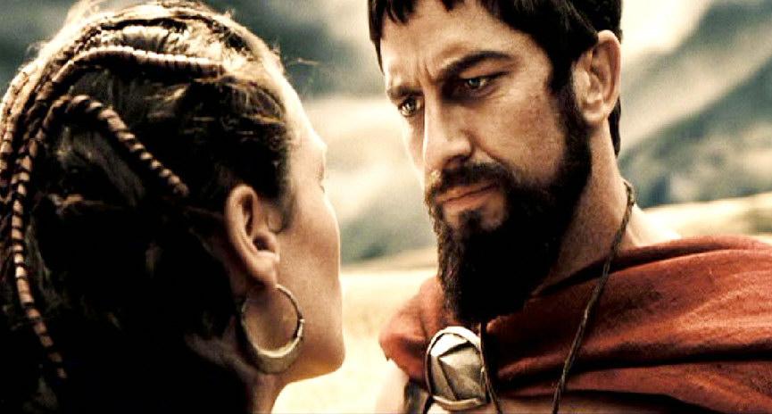 Image Gallery Leonidas 300 Beard Gerard Butler Quotes