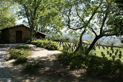 Cementerio alemán de guerra en España: Cuacos de Yuste, Cáceres