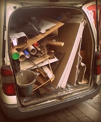 Van Racking Woodwork Uk