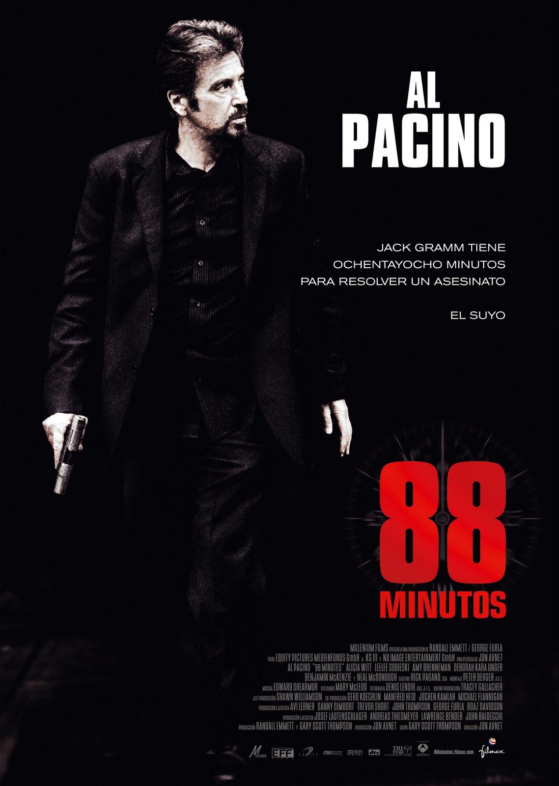 Al Pacino caratulas de todas sus peliculas