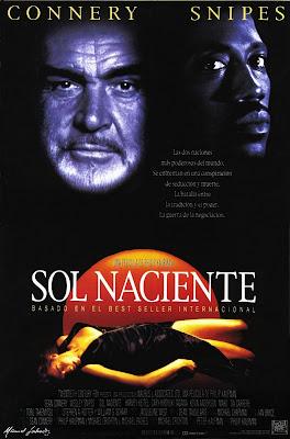 Sol Naciente Poster