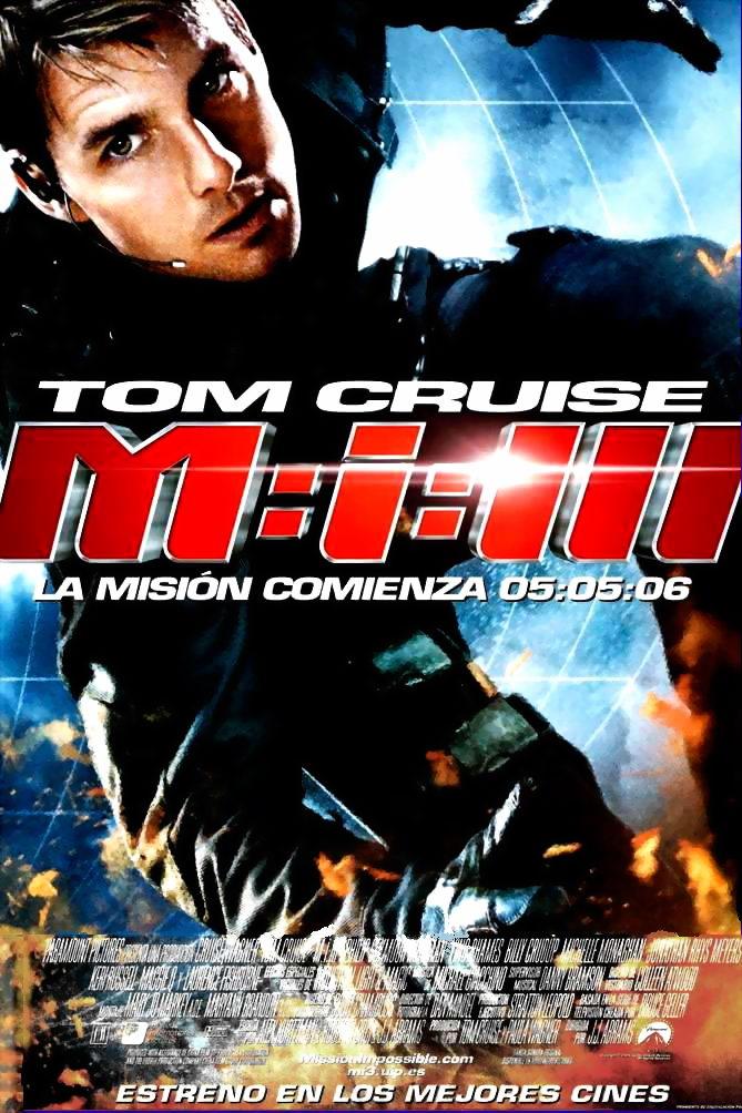 Mision Imposible 3 2006 | DVDRip Latino HD Mega