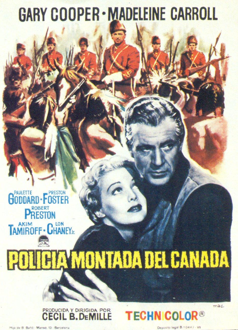 MI ENCICLOPEDIA DE CINE: Cecil B, DeMille Sus peliculas ...