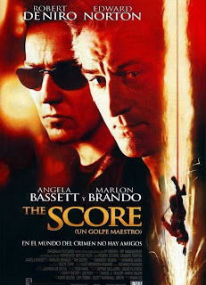 Poster de The Score (Un golpe maestro)