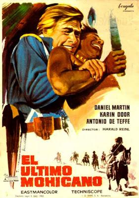 El último mohicano (1965)