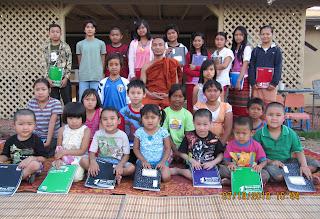 >Burmese Buddhist Summer Class for Children at Phoenix, Arizona