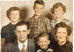Frank Grotz Family b4 twins came along