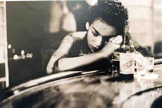 Eve Arnold - Chica en un burdel, La Habana, Cuba, 1954