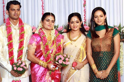 KAVYA NEW STILLS AFTER MARRIAGE