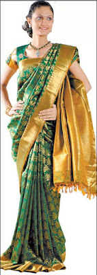 Different Styles of Wearing a Saree, Indian Fashion Attires Online
